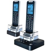 Motorola 2-handset Ultrathin Premium Cordless Phone System With Answering Machine
