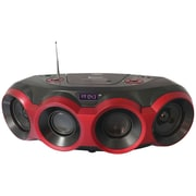Naxa MP3/CD Party Bluetooth Boom Box