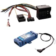 PAC All-in-one Radio Replacement & Steering Wheel Control Interface (for Select Vw Vehicles With CANbus)