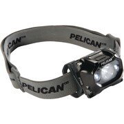 Pelican 105-lumen 2765 Safety Approved 3-mode LED Headlight (black)