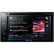 "Pioneer 6.2"" Double-din In-dash DVD Receiver"