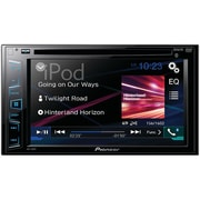 "Pioneer 6.2"" Double-din In-dash DVD Receiver With Bluetooth®"