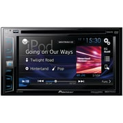 "Pioneer 6.2"" Double-din In-dash DVD Receiver With Siri® Eyes Free, Siriusxm® Ready, Spotify® & Appradio One"