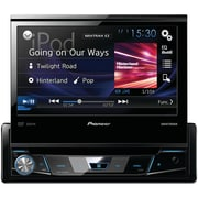 "Pioneer 7"" Single-din In-dash DVD Receiver With Flip-out Display, Spotify® & Appradio One"