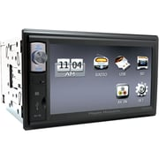 "Power Acoustik 6.5"" Double-din In-dash Multimedia Receiver (with Bluetooth®)"