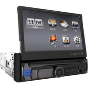"Power Acoustik 7"" Single-din In-dash Multimedia Receiver With Detachable Face (with Bluetooth®)"