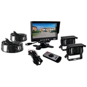 "Pyle 7"" Commercial-grade Weatherproof Backup Cameras & Monitor System"