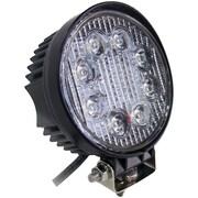 "Race Sport 4"" Round 24-watt 1,560-lumen LED Work Spotlight"