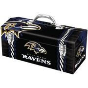 "Sainty Baltimore Ravens 16"" Tool Box"