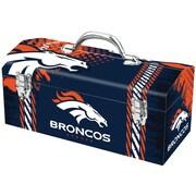 """Sainty Denver Broncos 16"""" Tool Box"""