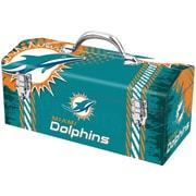 "Sainty Miami Dolphins 16"" Tool Box"