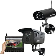 Securityman Digital Wireless Security System W/ Add-on Camera