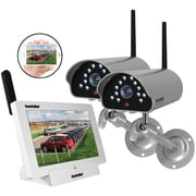 Securityman Indoor/outdoor Isecurity Digital Wireless Camera System