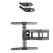 "Zax 32""-65"" TV Mount With 3pk Axis 41201 HDMI Cable With Ethernet 3ft"
