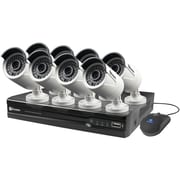 Swann 8-channel 1080p NVR With 8 Security Cameras