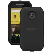 Trident Moto E By Motorola Aegis Series Case (black)