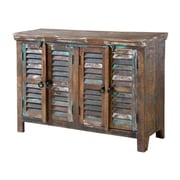 "Stein World Baramore 36"" Accent Cabinet, Reclaimed (12320)"