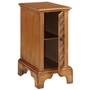 "Stein World Morrison 30.5"" Accent Cabinet, Brown (13213)"