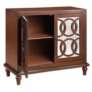 "Stein World Webber 35.75"" Accent Cabinet, Brown (13246)"