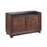 "Stein World Barrington 56"" Accent Cabinet, Walnut Finish (13333)"