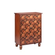 "Stein World Turner 41"" Accent Cabinet, Wood-tone (13396)"