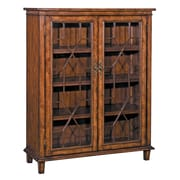 "Stein World Hanover 53"" Bookcase, Rich Oak (58648)"