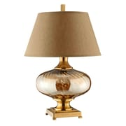 Stein World 150 Watt Sophie Table Lamp, Gold (90002)