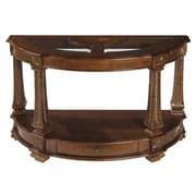 Stein World Westminster Wood/Veneer Corner Table, Cherry, Each (297-032)
