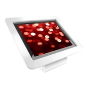Compulocks  101W213EXENW Aluminum Executive Enclosure Kiosk for iPad 1/2/3/4/Air/Air 2, White