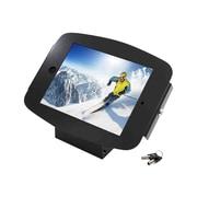 Compulocks  101B235SMENB Aluminum Space Enclosure Kiosk for iPad mini, Black
