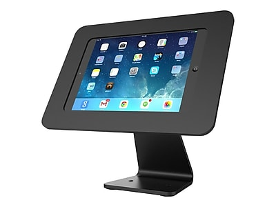 Compulocks Rokku 360 Enclosure Kiosk for iPad Air/Air 2, 303B260ROKB, Premium, Black IM11N1629