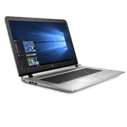 "HP® Pavilion 17-g110nr 17.3"" Notebook, LCD, Intel Pentium N3700, 1TB, 4GB RAM, Windows 10, Natural Silver"