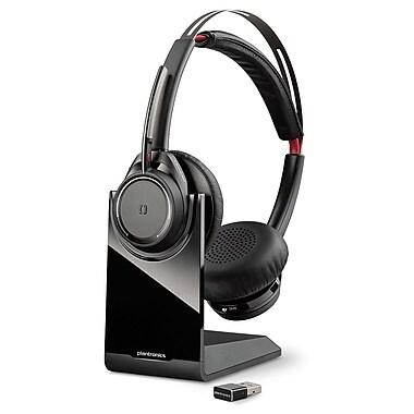 Plantronics - Casque d'écoute Voyager Focus UC Bluetooth USB B825-M (Microsoft)