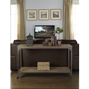 Altra Cecil Wood Veneer Console Table, Rustic