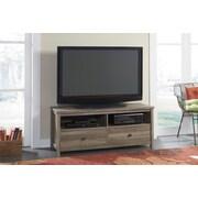 "Altra Windham Park 54"" TV Stand, Weathered Pecan (1728308EBLP)"