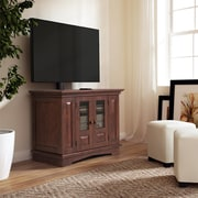 """Altra Willow Mountain 37"""" TV Console with Mount, Coach Cherry (1168196W)"""