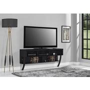 "Altra Asher Wall Mounted 65"" TV Stand, Black Oak (1757096PCOM)"