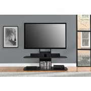 "Altra Galaxy 65"" TV Stand with Mount, Black"