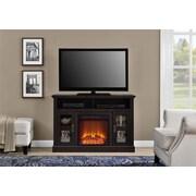 """Altra Chicago 50"""" Fireplace TV Console, Espresso (1764096PCOM)"""