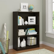 Altra Core 3 Shelf Bookcase, Black Forest (9424012PCOM)