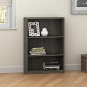 Altra Core 3 Shelf Bookcase, Rodeo Oak (9424213PCOM)