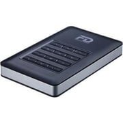 MicroNet Fantom Drives  DataShield DSH500 500GB USB 3.0 External Hard Drive, Black