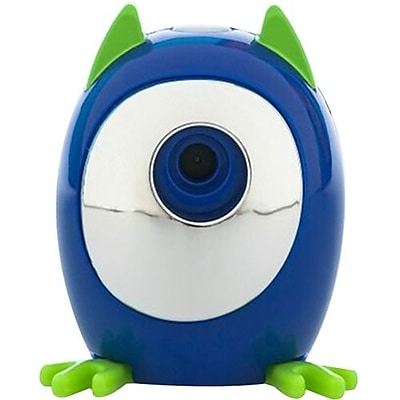 Wowwee Snap Pets 1405 Mini Bluetooth Camera, Blue/Green Cat IM11V0424