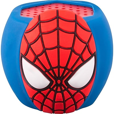 Sakar Molded Kids SP2-03346 Portable Bluetooth Speaker, Spiderman IM11Q1773