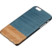 Man and Wood Slim Case for Use with iPhone 6/6S, Denim (M1464B)