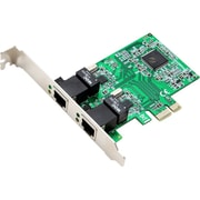Syba™ SD-PEX24033 PCI Express x1 Gigabit Ethernet Card