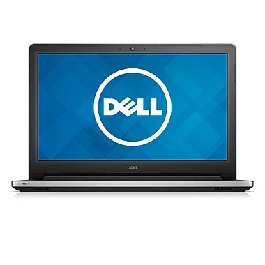 Dell - Portatif Inspiron 15 i5559-4681SLV 15,6 po Touch, Intel Core i3-6100U 2,3GHz, RAM 6Go, DD 1To, Windows 10 Familial