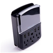 BlueDiamond Defend Space Saver 3-Outlet + 4 USB 540 Joule Surge Protector $23.99 $39.99 Save  40%