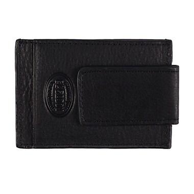 Roots RFID Money Clip Wallet, Mens