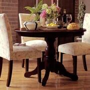 Carolina Cottage Winslow Dining Table; Espresso